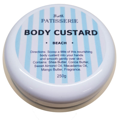 Body Custard - Beach