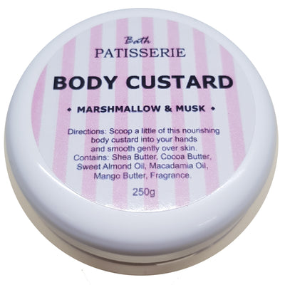 Body Custard - Marshmallow & Musk