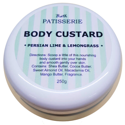 Body Custard - Persian Lime & Lemongrass