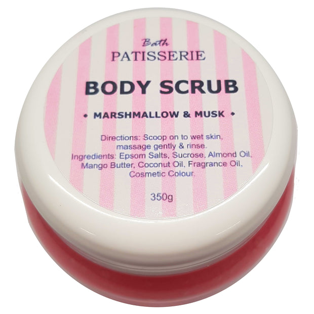 Body Scrub - Marshmallow & Musk