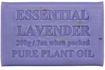 Australian Made Soap 200g - Essential Lavender