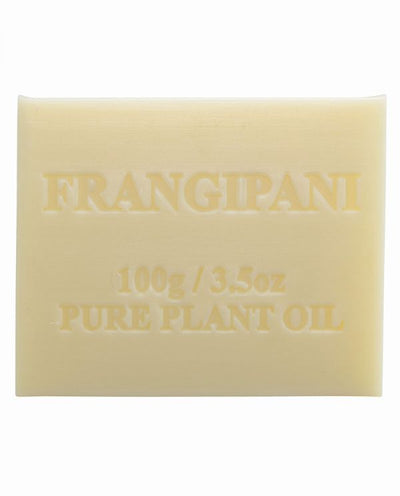 Australian Made Soap 100g - Frangipani