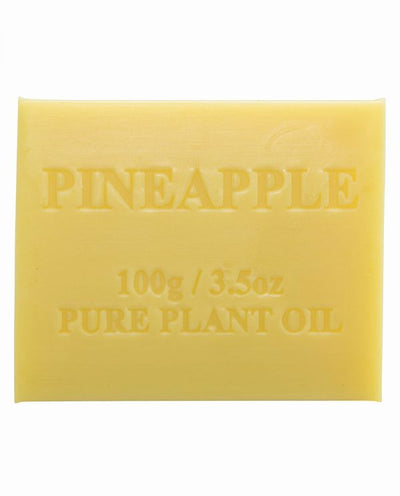 Australian Made Soap 100g - Pineapple