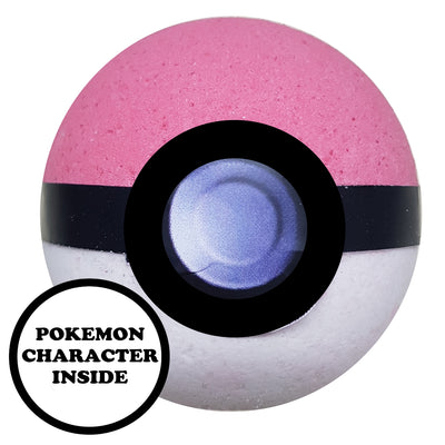 Bath Bomb - Pokemon Red