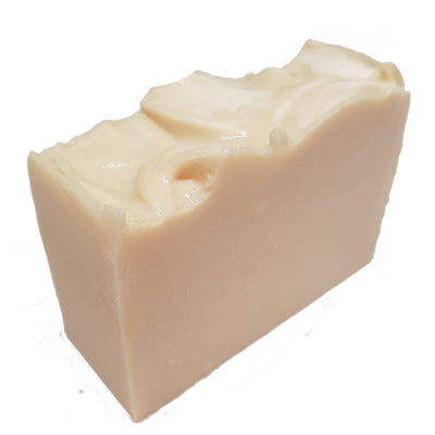 Tilba Goats Milk Soap - Natural