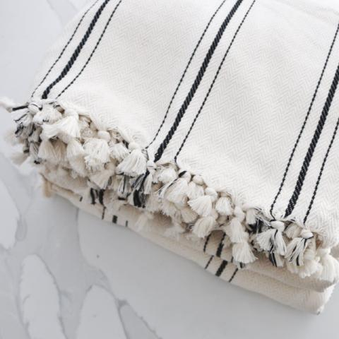 turkish stripe blanket