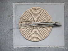 Load image into Gallery viewer, Handwoven Grass Placemat