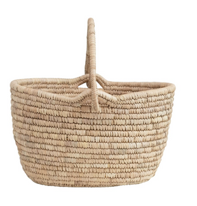 Leaf Basket W/ Handle