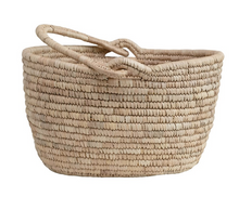 Load image into Gallery viewer, Leaf Basket W/ Handle