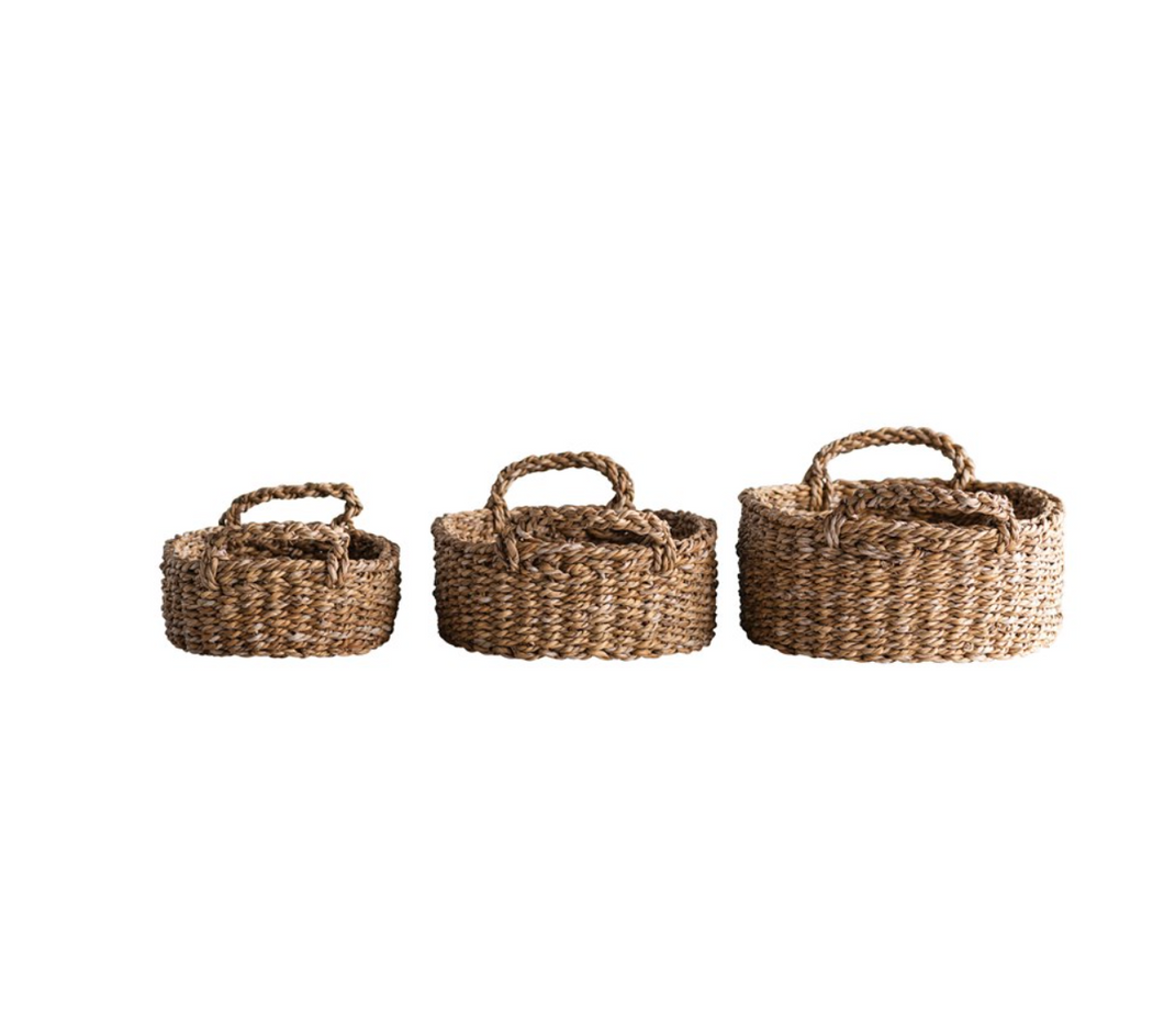 Oval Nesting Baskets