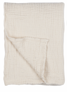 Sorrento Baby Blanket Natural