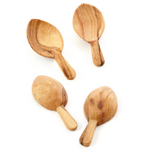 Load image into Gallery viewer, wild olive wood scoops abode shoppe home decor