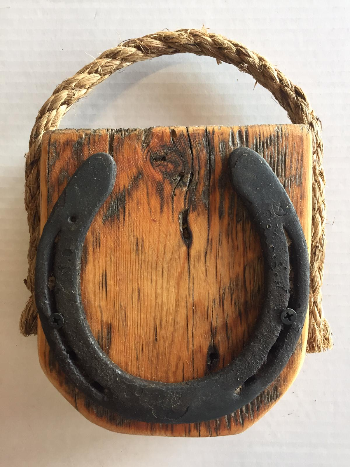 Lucky Horseshoe Decor