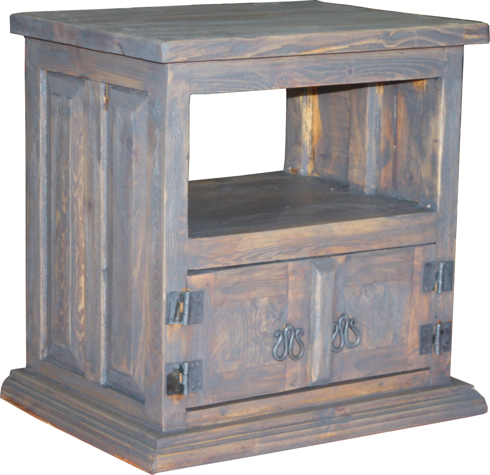New Mexico Nightstand in Classic Grey