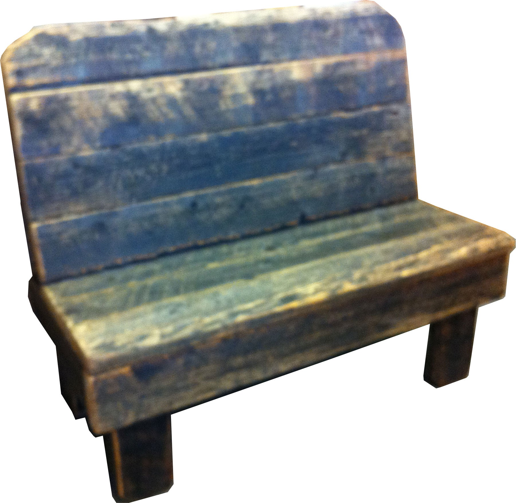 Barnwood Double Bench