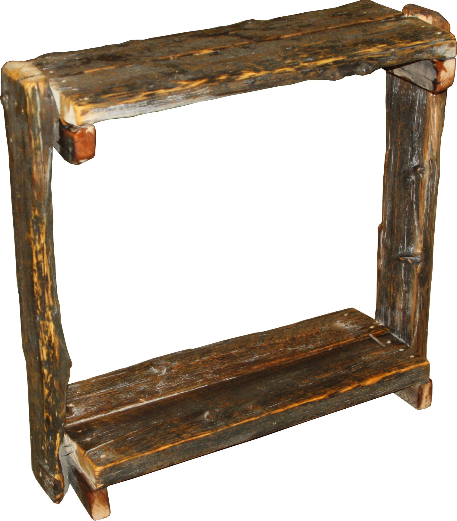 Barnwood Console Table, Style #2
