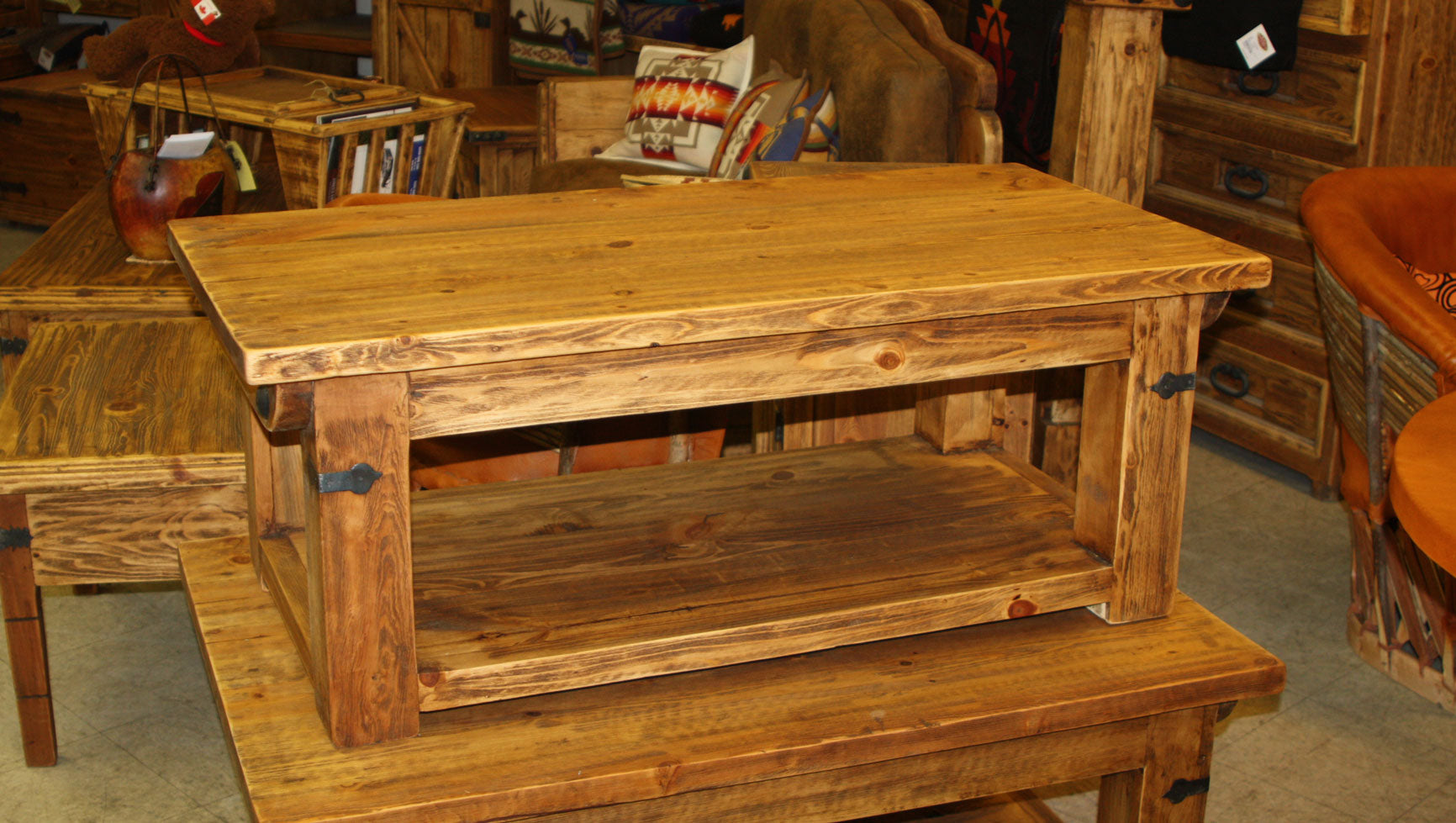 "Lauro Coffee Table 48"" x 24"""