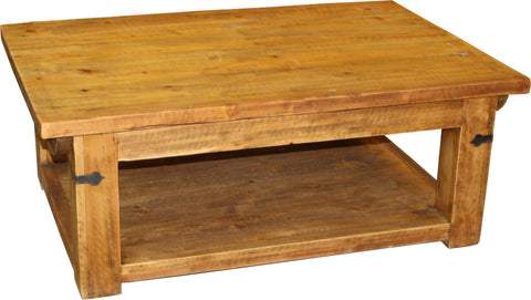 "Lauro Coffee Table 48"" x 32"""