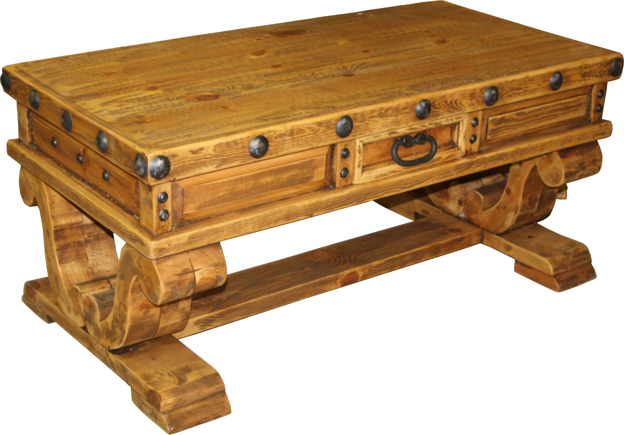 Don Carlos Coffee Table