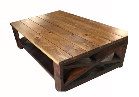 Las Cruces Coffee Table