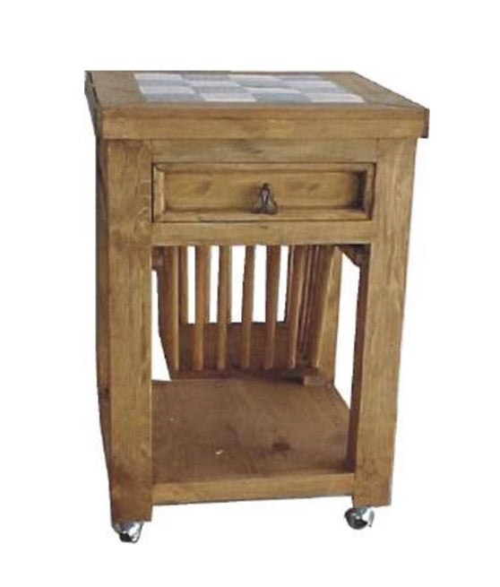 Chica Serving Cart