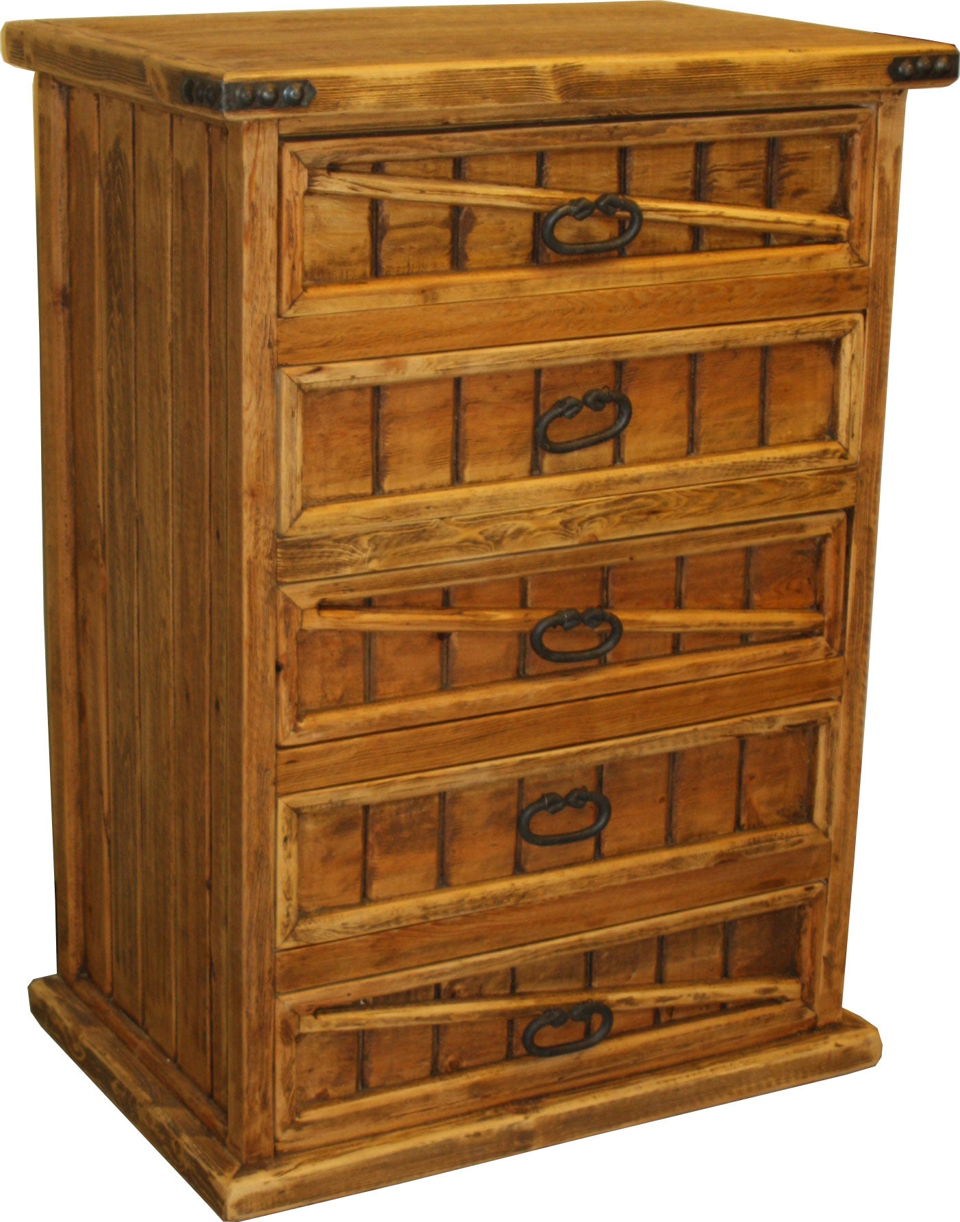 Hacienda Vertical Dresser