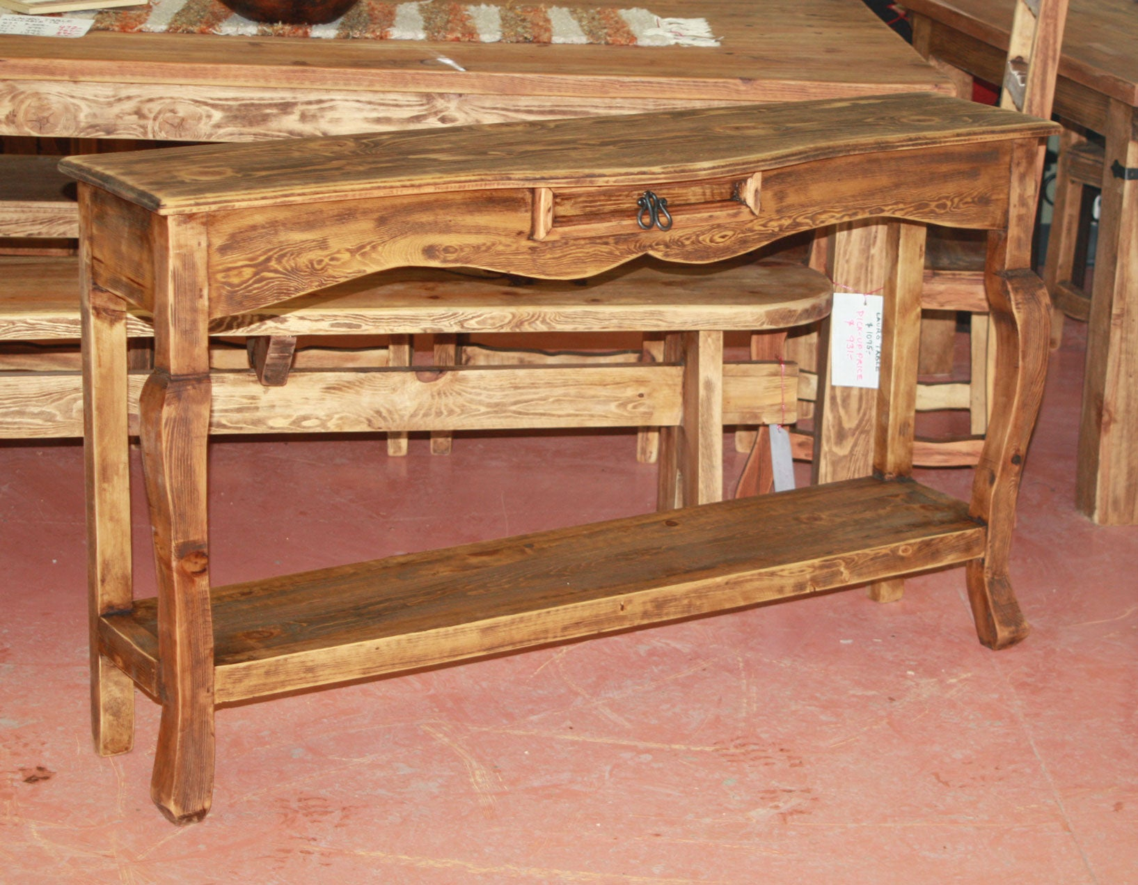 Ale Console Table