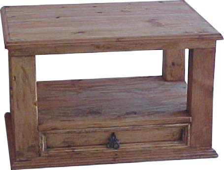 Baul Side Table