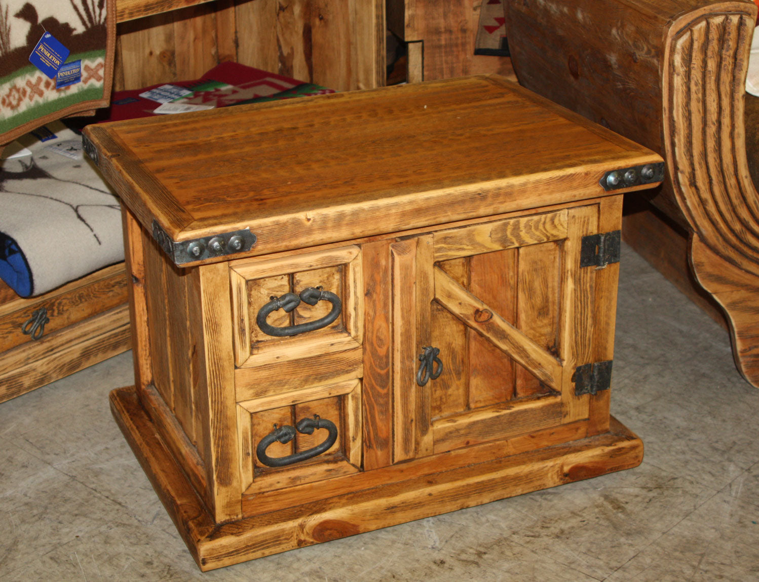 Hacienda Side Table
