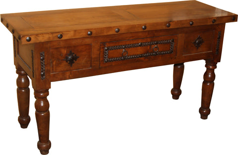 Mahogany Buffet Table