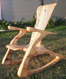 Alistair Rocking Chair 1