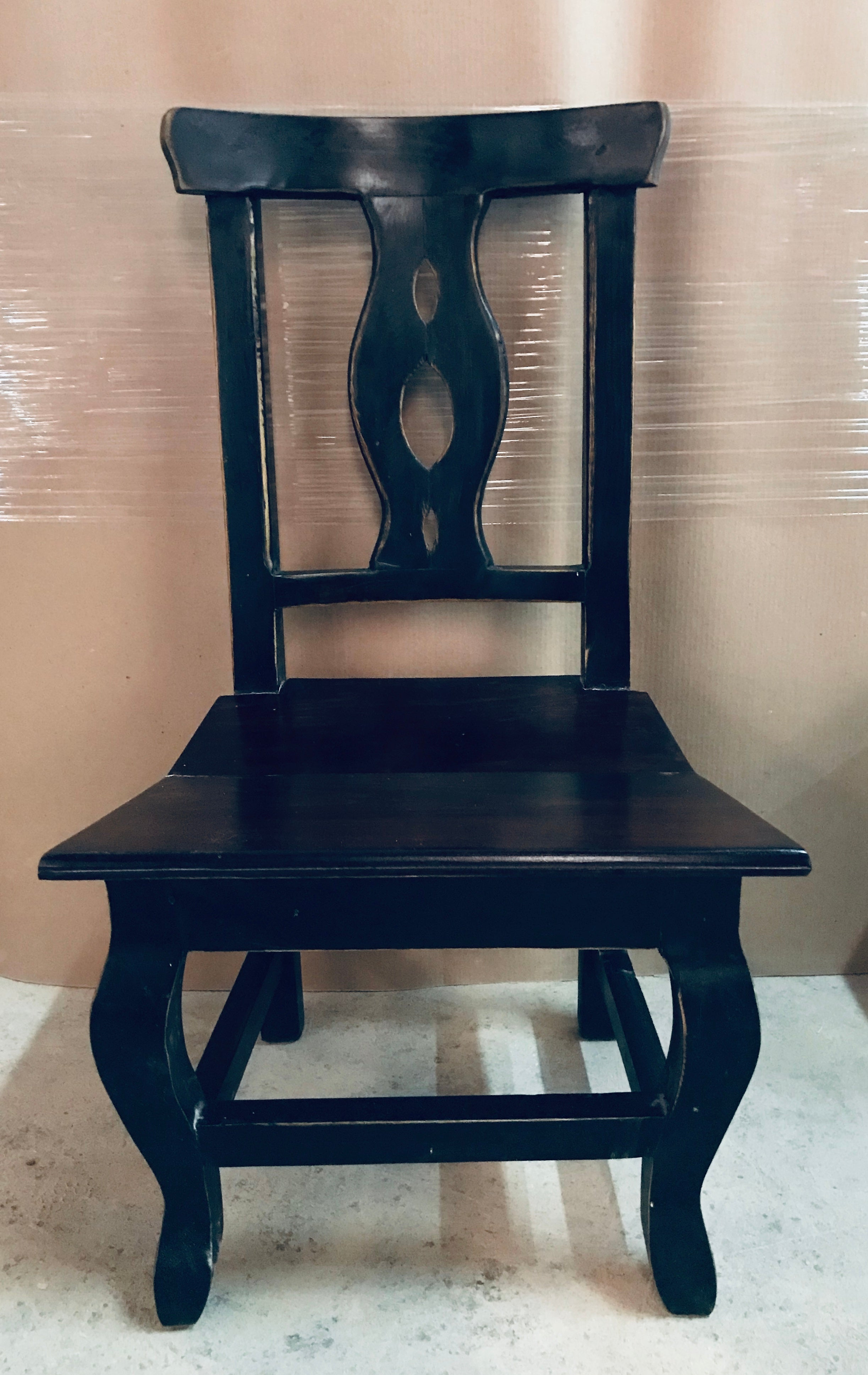 Alis Chair Black