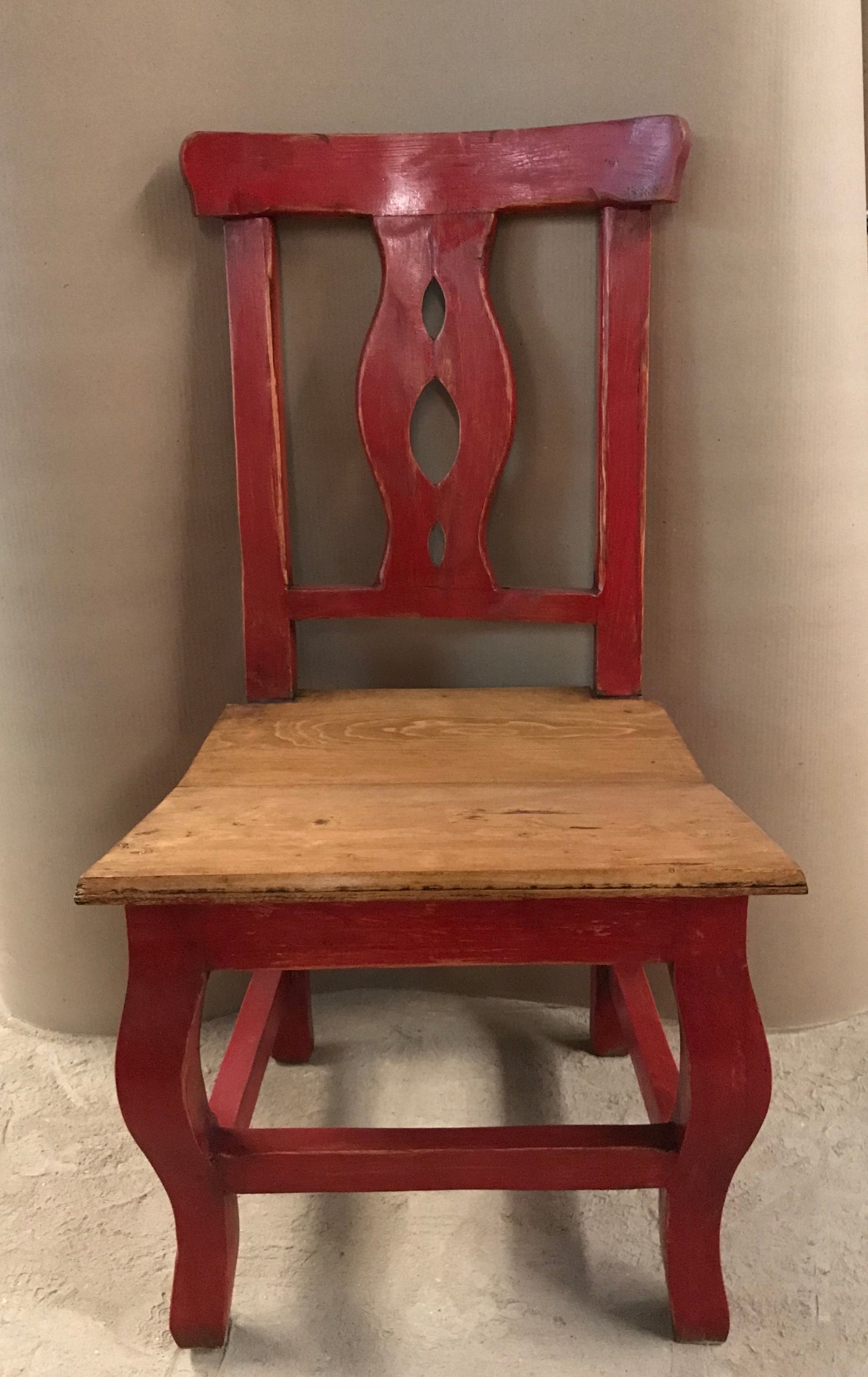 Alis Chair Red