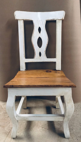 Alis Chair White