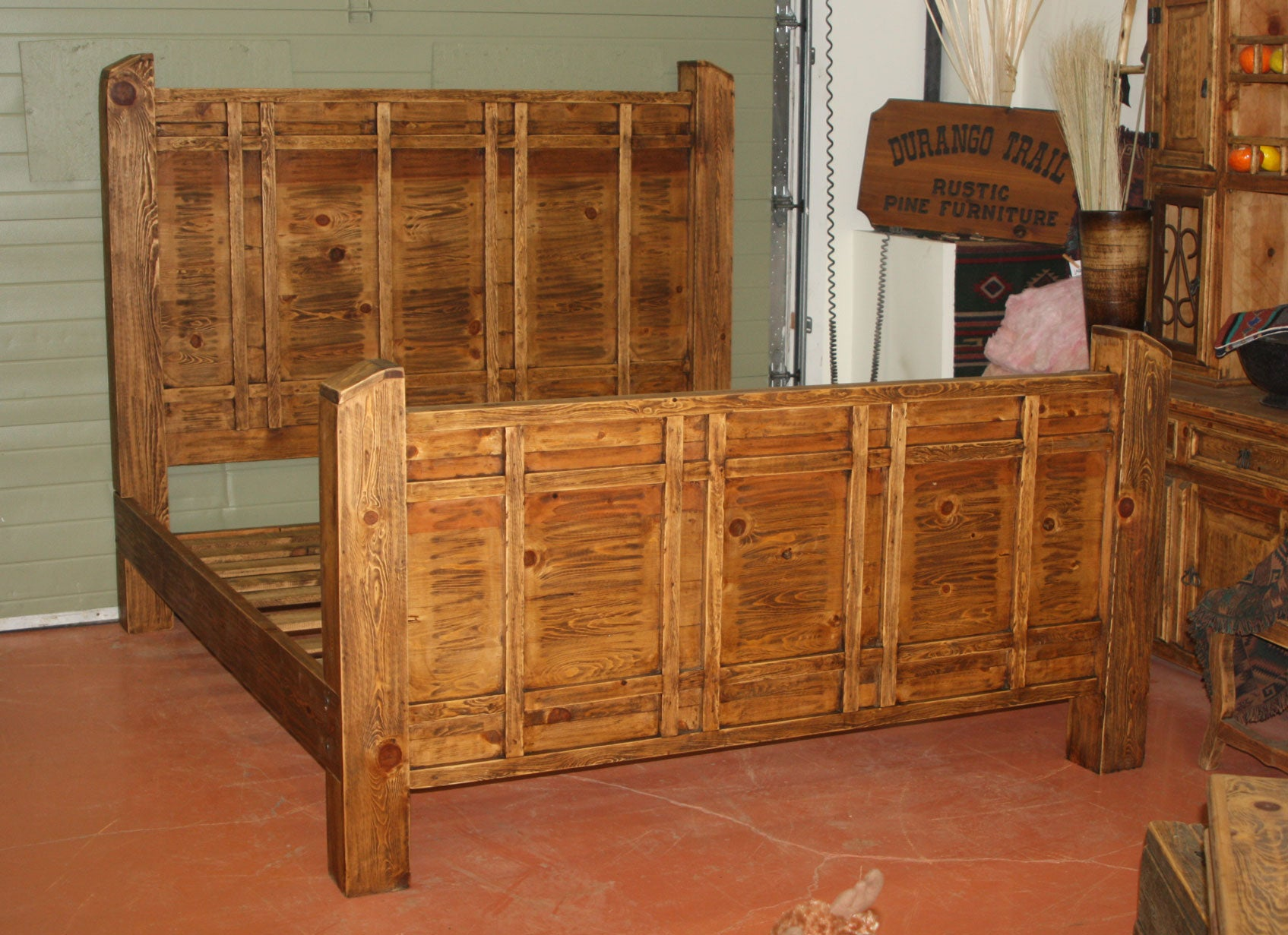 Barcelona Queen Bed