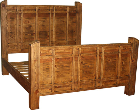Barcelona King Bed
