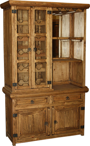 Contrabarra Cantina Wall Unit 48""