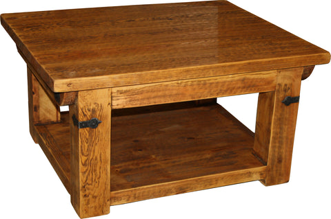 "Lauro Coffee Table Small 35"" x 35"""