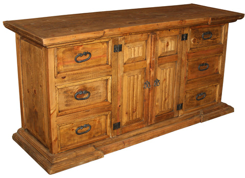 Crown de Cuadros Horizontal Dresser