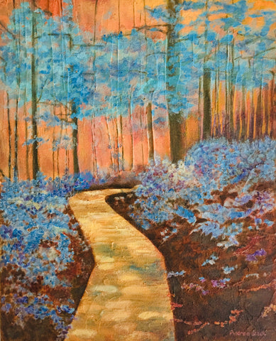 "Andrea Slack: ""The Sure Path"""