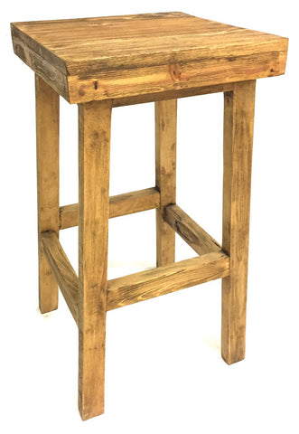 No Back Bar Stool Bar Height 30""