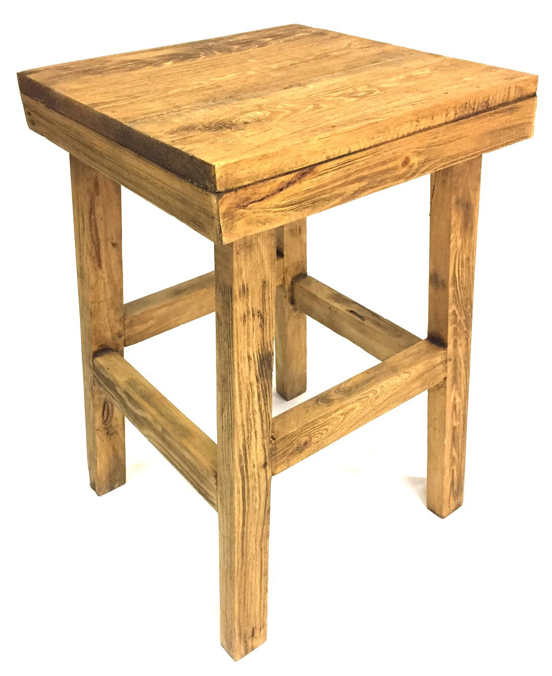 No Back Bar Stool Counter Height 24""