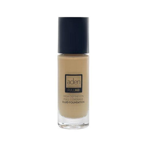 Full HD Fluid Foundation-Mano Cosmetics