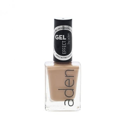 Gel Effect Nail Polish-Mano Cosmetics