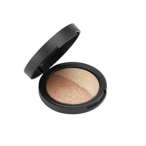 Terracotta Baked Bronzer/Highlighter Duo - mano-cosmetics-nl