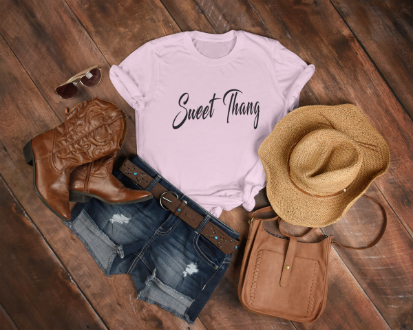 Sweet Thang  - Short-Sleeve Unisex T-Shirt