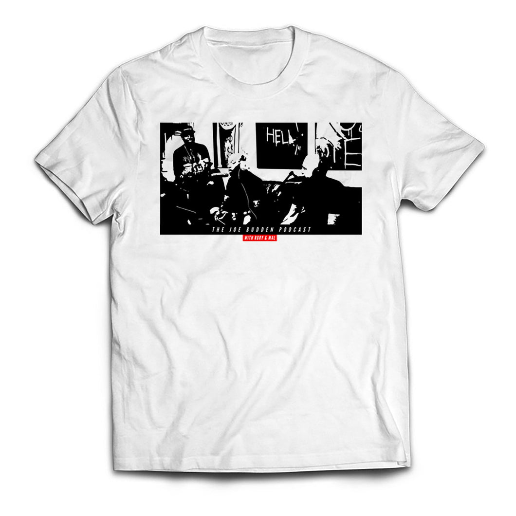 Friend Of The Show - Show Photo Tee - on White
