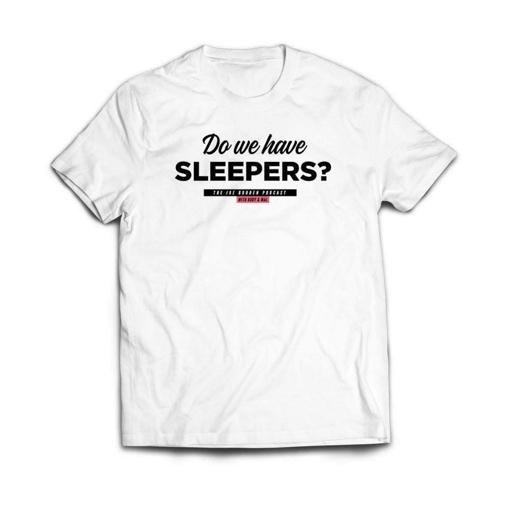 Do We Have Sleepers #1 on White