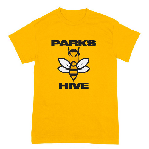 Parks Hive on Yellow - Two Sided