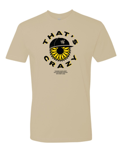 Rasheed Sunflower - Sand Tee